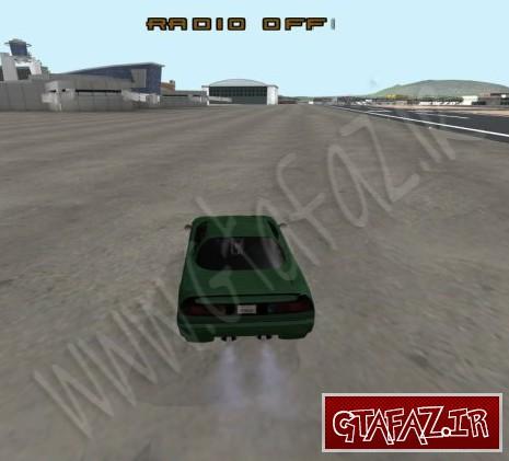 دانلود مود کلو غیر فعال کردن دائمی رادیو برای (GTA (San Andreas